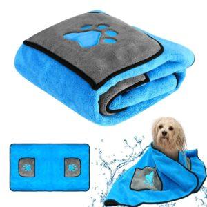 toalla para perro