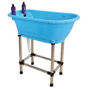 ducha de baño portatil para canes