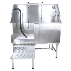 bañera para duchar a canes