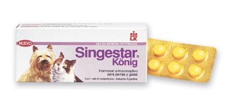 anticonceptivos para perros en pastilla